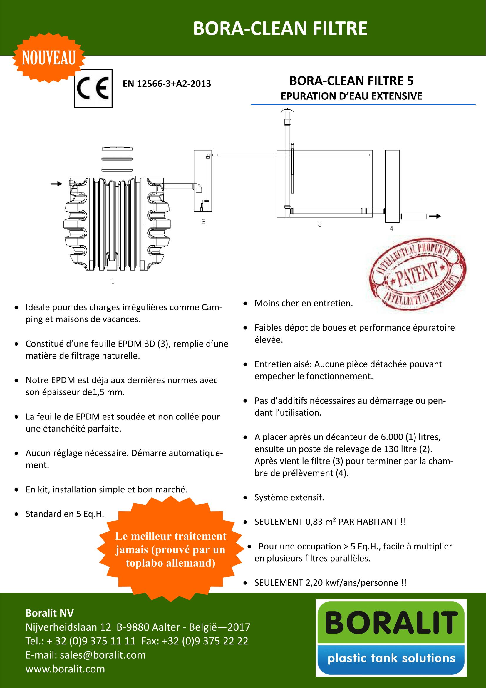 Epuration Des Eaux Plastic Husson
